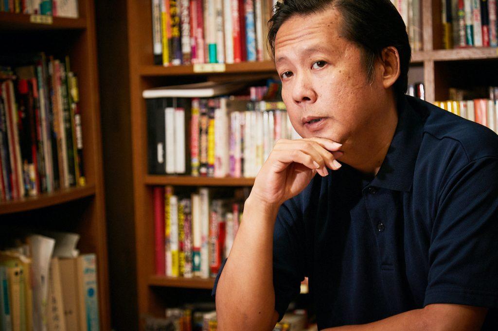 山口敏太郎さん