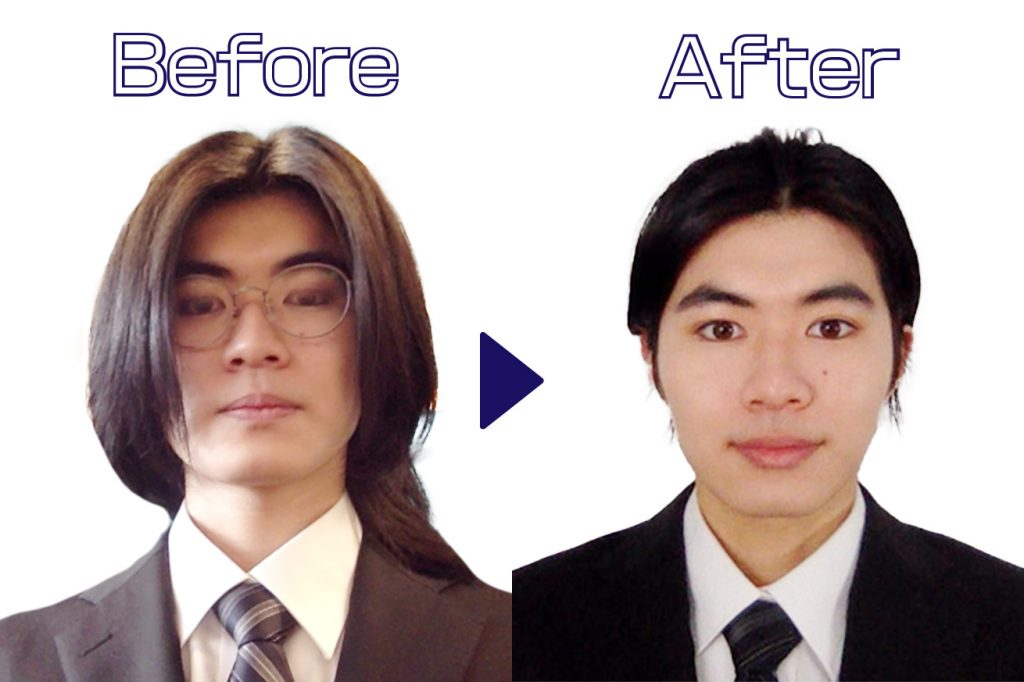 就活生男子_before after2